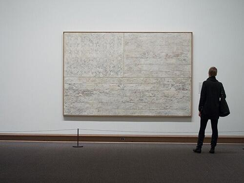 The Metropolitan Museum Of Art On Twitter Happy Birthday To Jasper Johns In This Video The Artist Discusses His Painting White Flag Http T Co 0ondjdwl9v Http T Co Jlyib71dwz