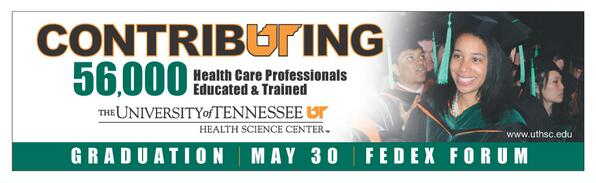#Impact @uthsc: UTHSC graduates 672 new healthcare professionals May 30, joining 56,000+ trained & educated by UTHSC. http://t.co/ReCHgl250M