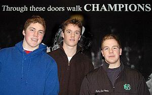 #tbt Anyone recognize these guys? Our #NHL15CoverVote goes to #NHL15Oshie! #Undproud http://t.co/8lTEnQBdaw