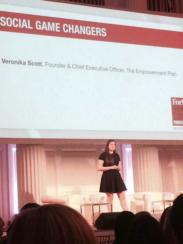 Veronika Scott @empowermentplan moving mountains & lives at 24 yrs old! @Forbes #RedefinePower http://t.co/YG2FtE0wr3