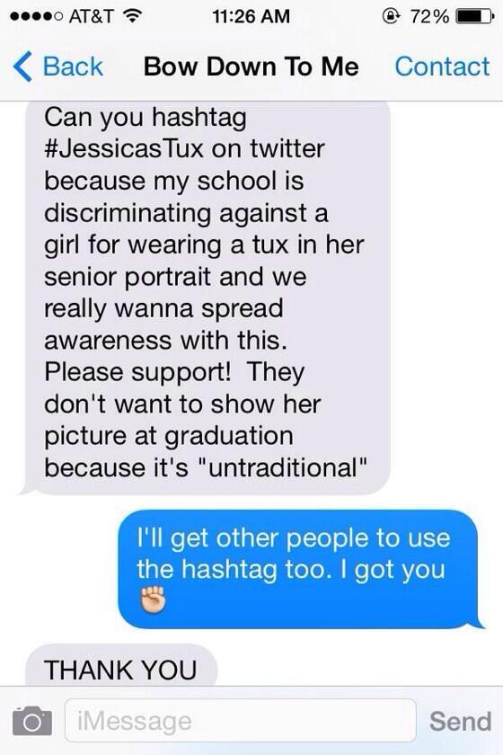 #JessicasTux http://t.co/MsiWtSIL7S