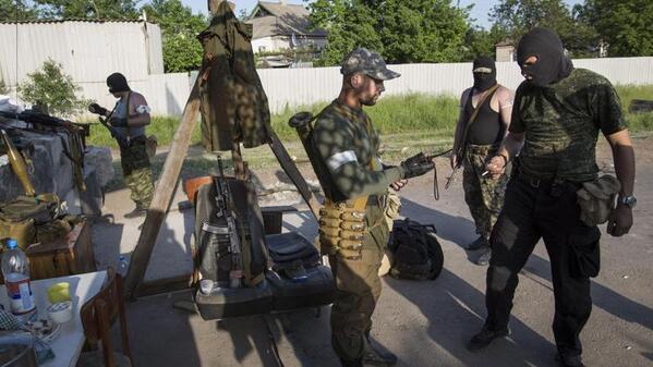 АТО прекращать нельзя, несмотря на просьбы местных гражданских властей, - Наливайченко - Цензор.НЕТ 7637