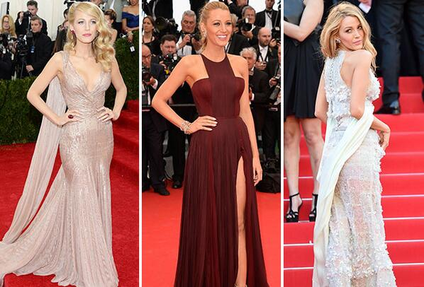 Is Blake Lively Back? According to the red carpet, yes. http://t.co/OVbhA36XR4 http://t.co/AWrtgDs2tg