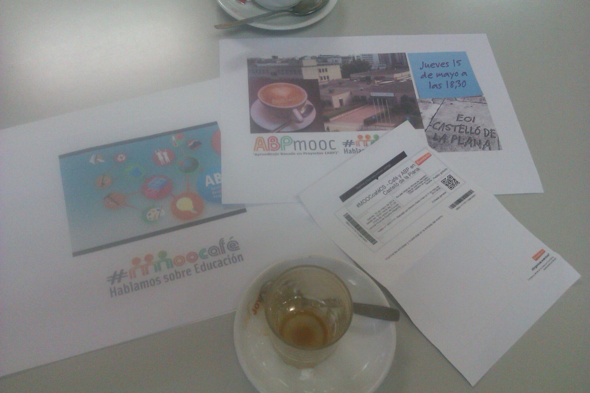 Thumbnail for #MOOCcaféCS Café y ABP en Castelló