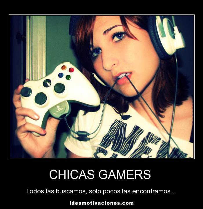 conoce chicas gamer