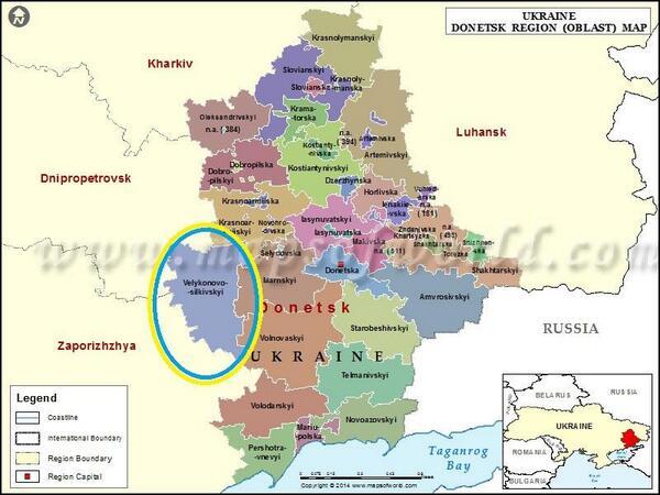 """Батальон """"Донбасс"""" отбил атаку террористов в Донецкой области - Цензор.НЕТ 7132"""