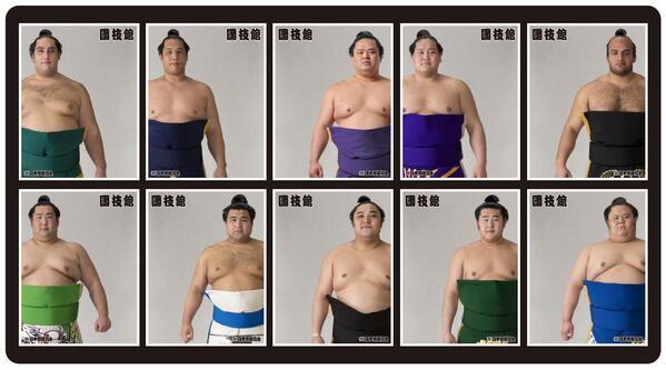 """日本相撲協会公式 on Twitter: """"ご贔屓力士とツーショットプリクラ ..."""