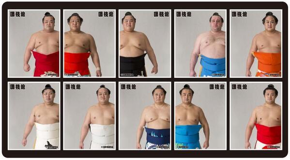 """日本相撲協会公式 Twitterren: """"ご贔屓力士とツーショットプリクラ ..."""