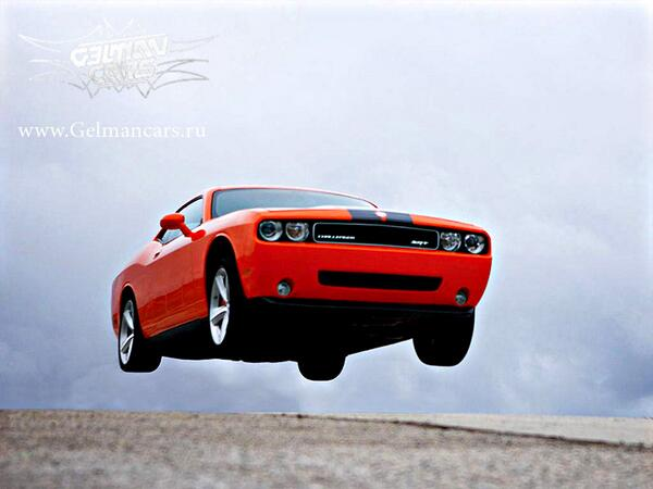dodge charger essay