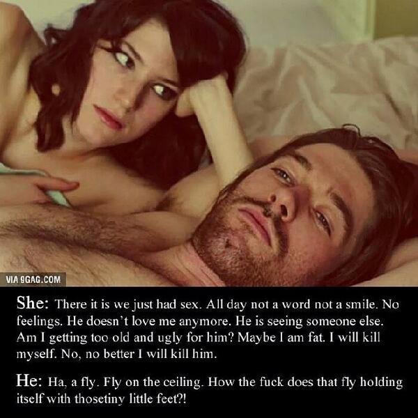 you before do after or sex? develop Men, feelings