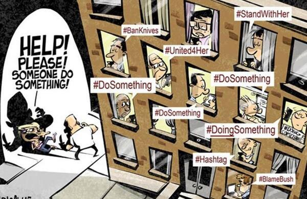 Özeleştiri: Bir de böyle bir durum var! #Soma #VanDepremi #Roboski #KadinaSiddet ve daha niceleri... http://t.co/l0cBVcONI7