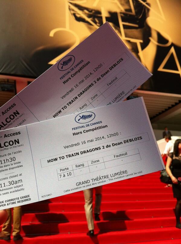 Dragons 2 au festival de Cannes 2014 - Page 2 Bnvz4dwIMAA3QQC