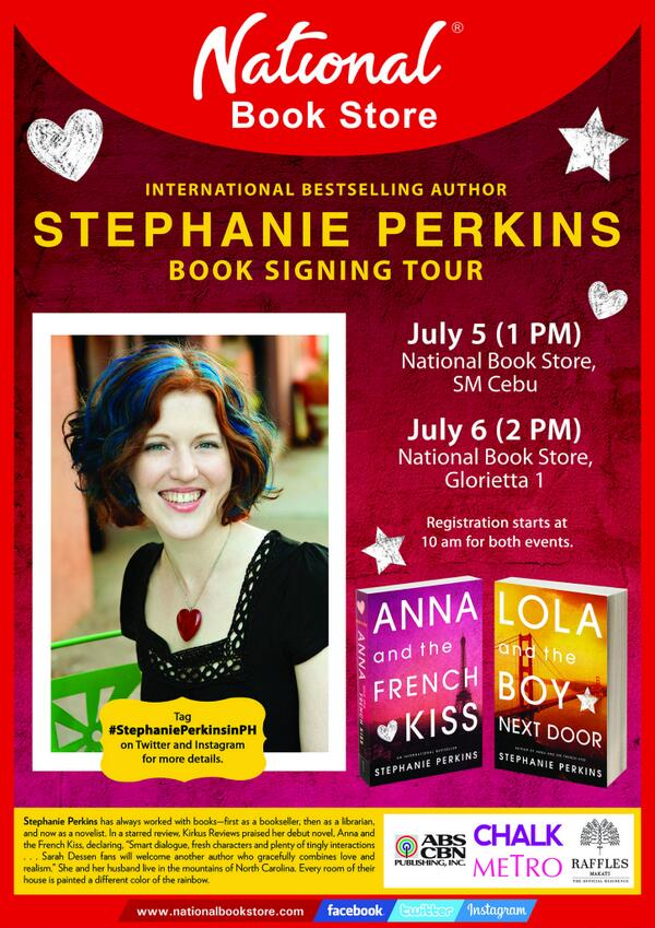 Philippines! IT'S TRUE. I'm coming this July: https://t.co/t8CPD9RTRt https://t.co/KHZBGsA3g5 Can't wait to meet you & @nbsalert!!!