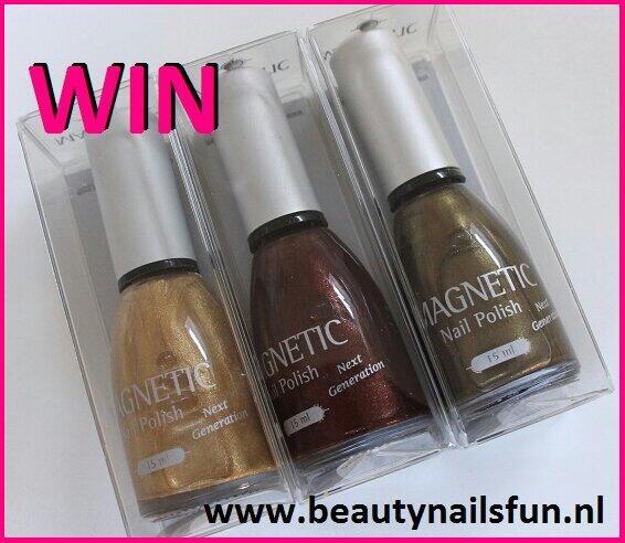 Maak kans op deze 3 nagellakken van @MagneticNails Volg @BeautyNailsFun  en RT! Uitslag 26/5 #win #rt http://t.co/VvsPzYMX62