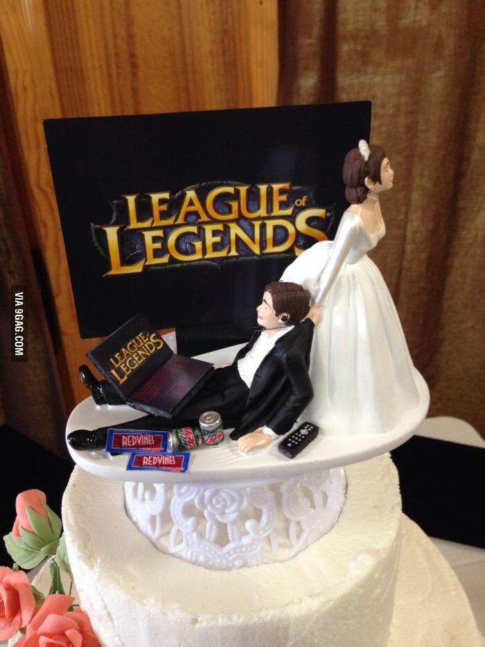 9gag On Twitter Quot The Wedding Topper Of Brothers Cake Http