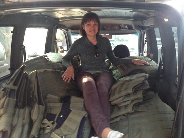 Задержаны организатор и группа боевиков, направлявшихся из Одессы в Славянск - Цензор.НЕТ 357