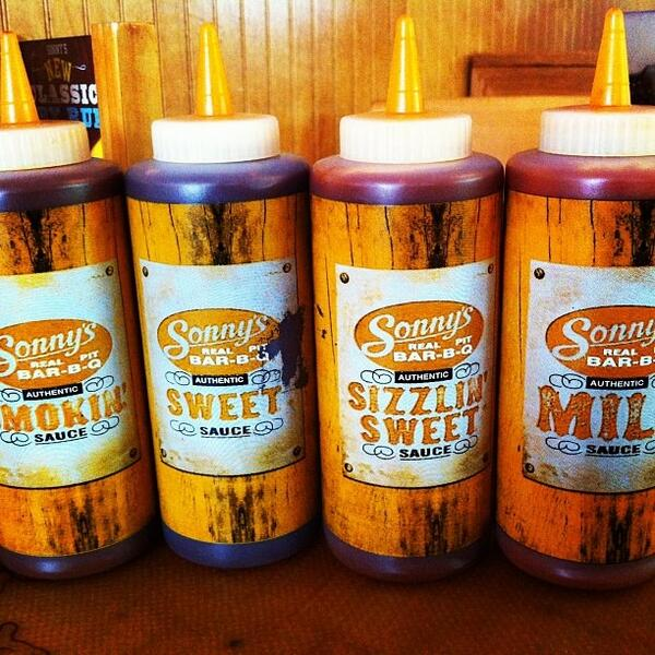 Sauce certainly adds a special something to slow-smoked BBQ. RT if you think our sauces are the best! http://t.co/U12SMnXf96