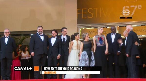Dragons 2 au festival de Cannes 2014 - Page 3 BnxjZkpCAAAAqGQ
