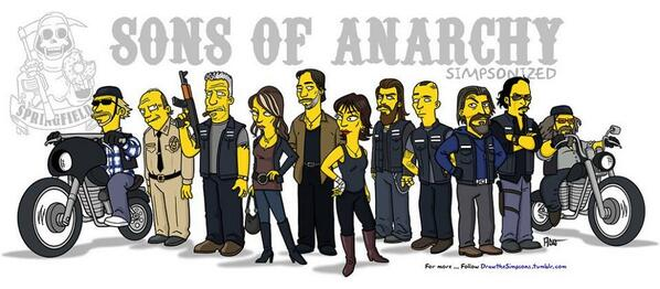 This is so great! @SonsofAnarchy #SOAFX http://t.co/XKkCKKYino