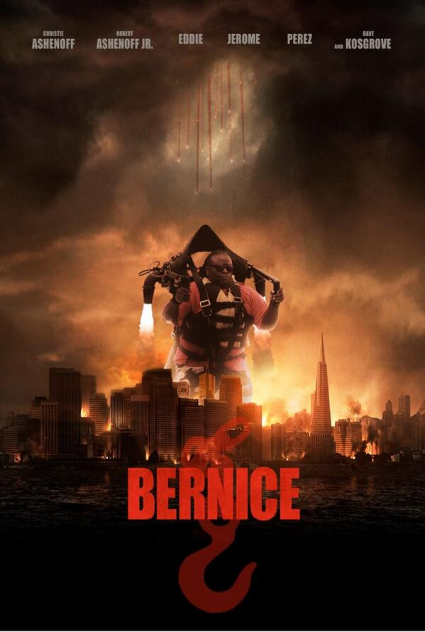 @Bernice_SBTow this is epic!!! Someone turned you into a superhero!!! Coming to a theatre near you!! #SouthBeachTow http://t.co/CvNSDK9ejr