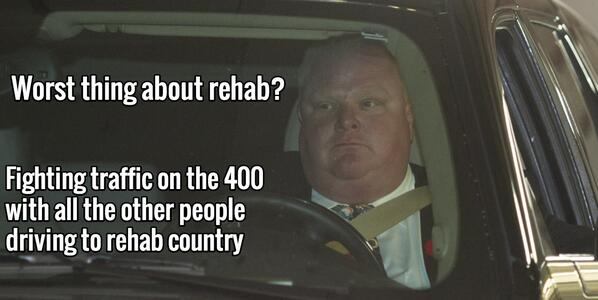 Postcards from Rehab.  #topoli http://t.co/o1fBUZnX6I