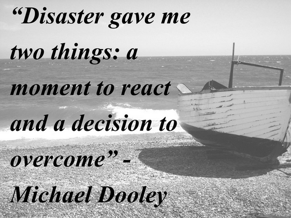 """Quotes About Natural Disasters: F. Mualla Lovgren On Twitter: """"The Only Safe Ship In A"""