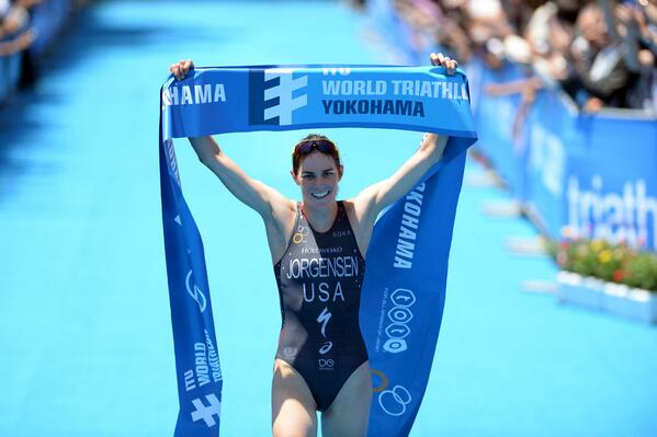 #gwensanity returned at #WTSYokohama.  Congrats to @gwenjorgensen for the win!   Medals to Ai Ueda & Agnieszka Jerzyk http://t.co/vQj68baaEE