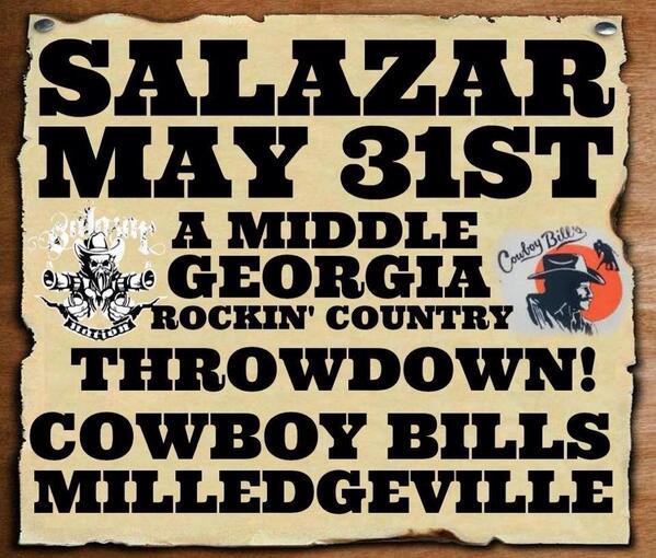 Cowboy bills milledgeville