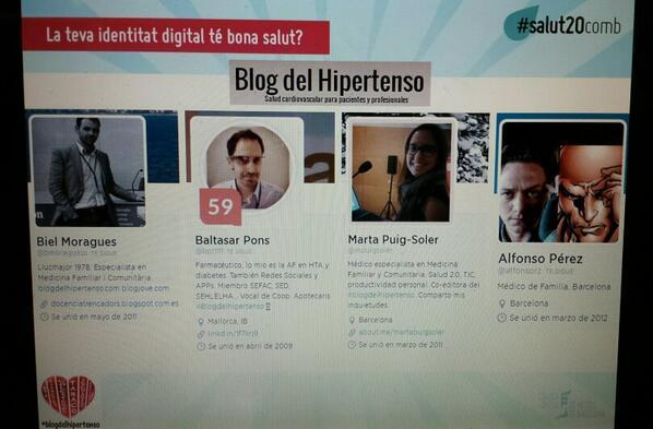 Preparando presentación de #blogdelhipertenso para #salut20comb  Nervios!! @alfonsprz @bmoraguess @bpt1111 http://t.co/RMDRjVHi7c