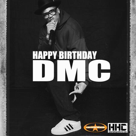 Happy Birthday @THEKINGDMC - true HipHopGod. PEACE & RESPECT. @HHC_hiphop @MrChuckD @RAPstationblast http://t.co/WwjuPKNUwg