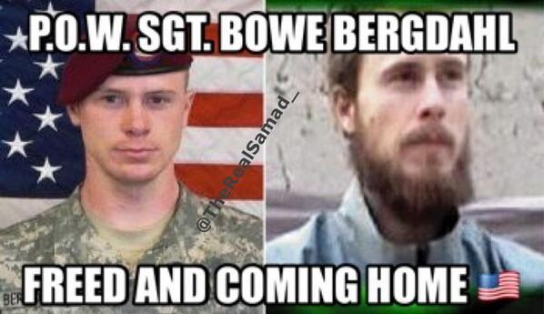 Freed #bergdahl http://t.co/OMvQopCVDc