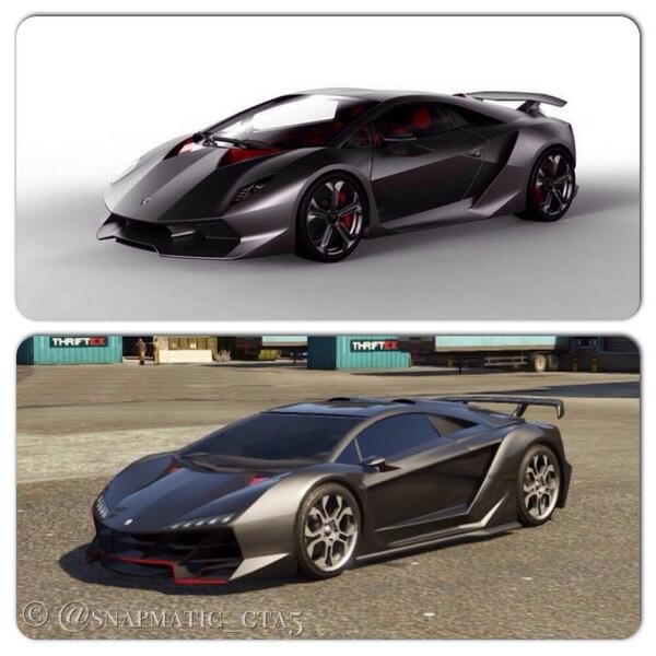 Supercars Gallery: Pegassi Zentorno In Real Life Name