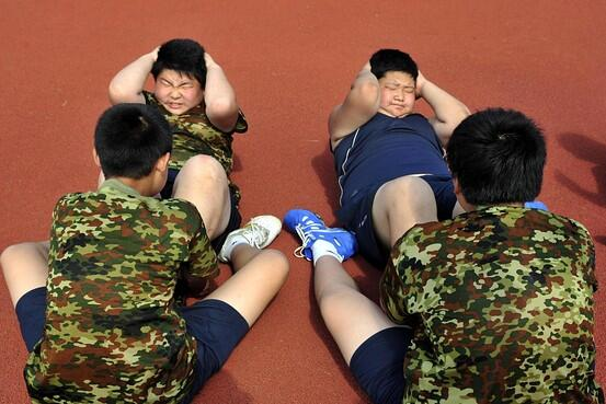China is now the world's second-fattest country after the U.S., report says (EPA) http://t.co/o3Yz2gyxIp http://t.co/mA4gNXsSgi
