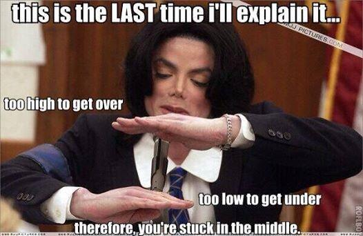 ok ok just one more time michael jackson tee hee oxxo glozell