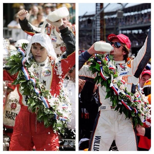Remember DW today as he won both of his #Indy500 wins in 2005 & 2011 on this day. #Legend #Lionheart #2TimeWinner http://t.co/vCAuBRtz2g