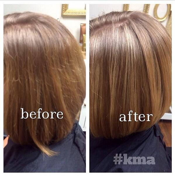 Kma On Twitter Balayage Work With Honey Blonde Highlights Medium