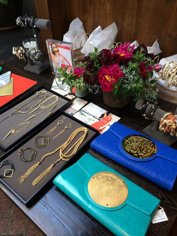 Lots of gold at our summer event... #accessories http://t.co/rZeQYD1eVj