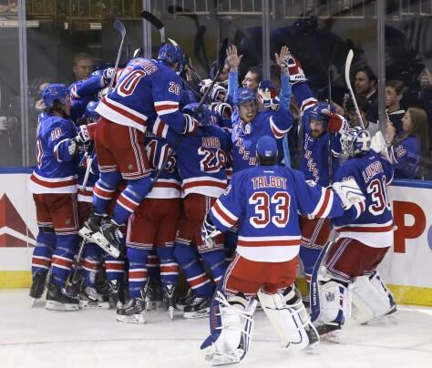 After 20 years, #NYRangers have returned to the Stanley Cup Finals. Tickets available here: http://t.co/RIHwb5p6EG http://t.co/uA4W4URIJM