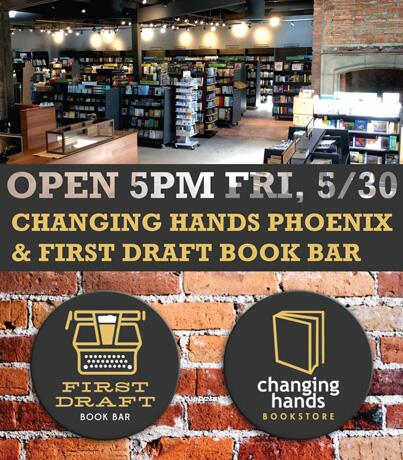 .@thenewtonphx featuring @ChangingHands, @FirstDraftBar, and @Southern_Rail opens TOMORROW! http://t.co/ZIwMKzZxlm