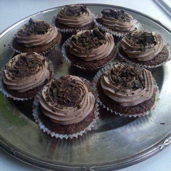 lakrids cupcakes