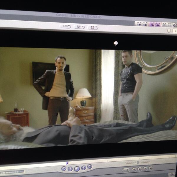 "[Court-métrage] ""Les cadors"" avec Nicolas Berno (2015) Bo3yiEGIQAA34UF"
