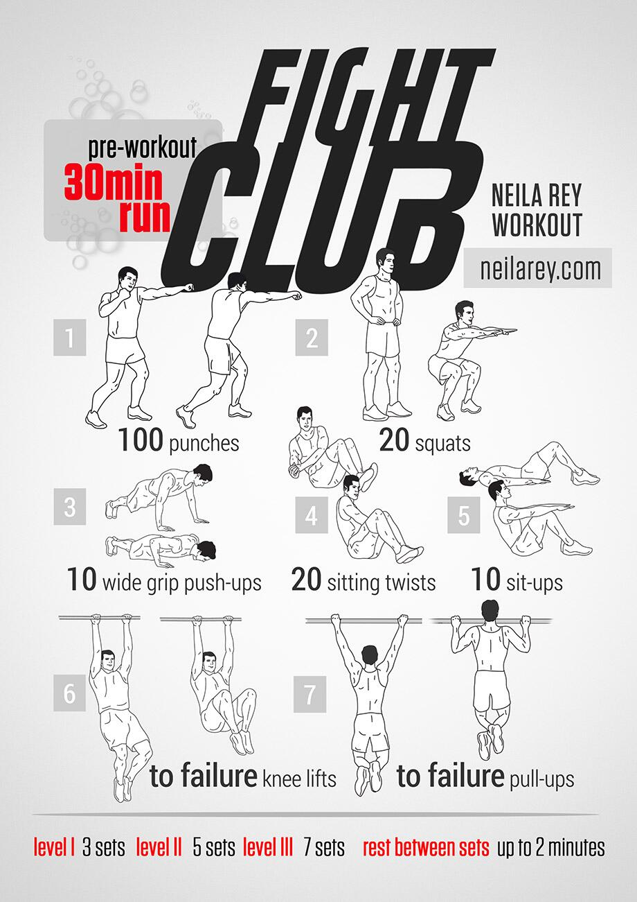20 Minute Circuit Training Workout