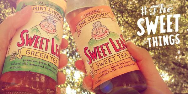Follow us as we celebrate #TheSweetThings – like Granny's recipe for organic homemade goodness. http://t.co/YrzXGrJVKq