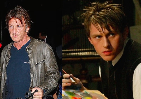 """""""I want to look like the weird son in Wedding Crashers."""" -Sean Penn to his hairstylist http://t.co/vMSZ4fPvKX"""