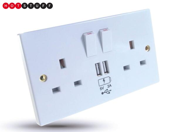 A USB socket for the wall? http://t.co/grc93E37kS http://t.co/4timAPmR26