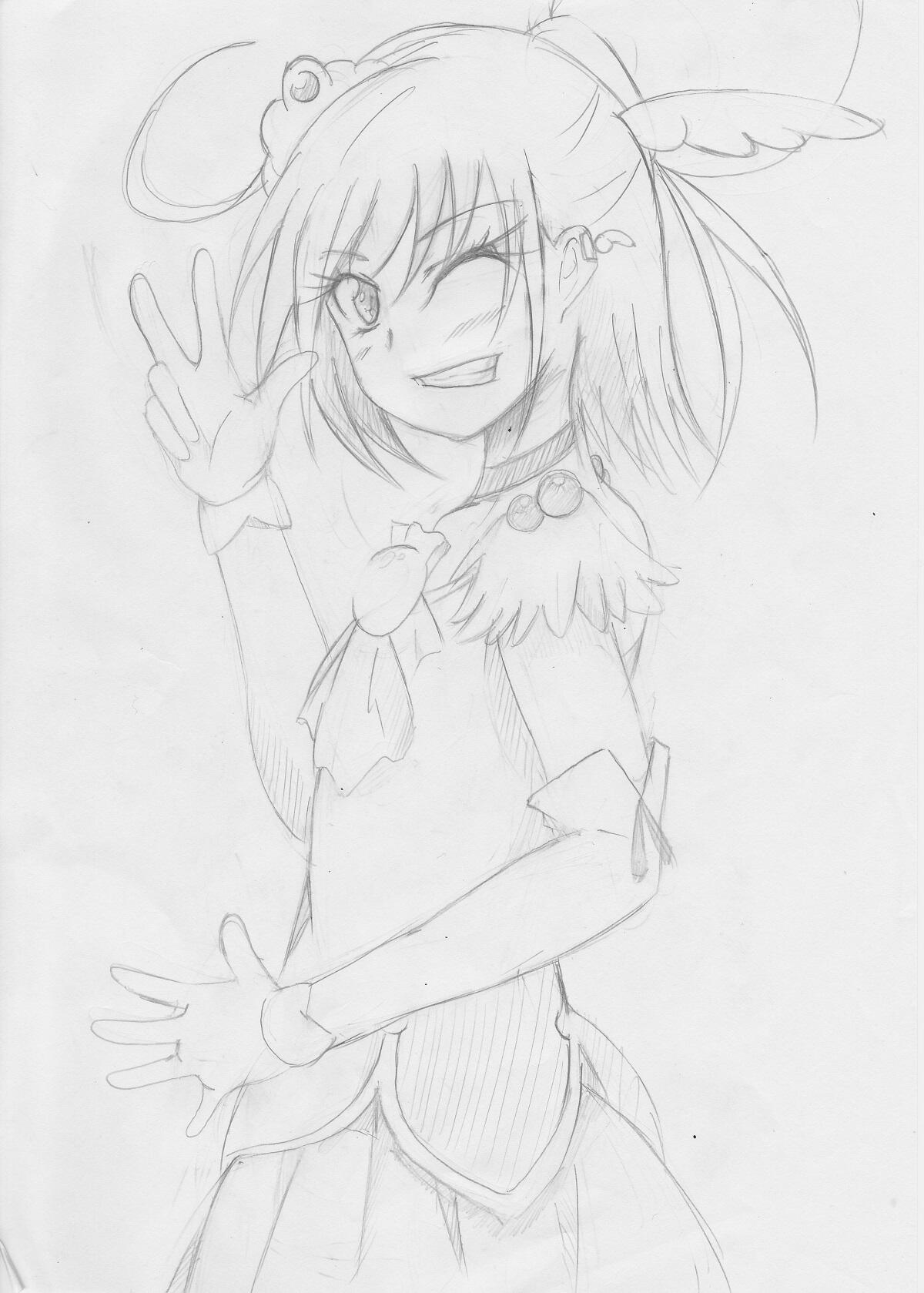 オレオ@みゆきちゃんの原稿描きたい~ (@WRariFromHell)さんのイラスト