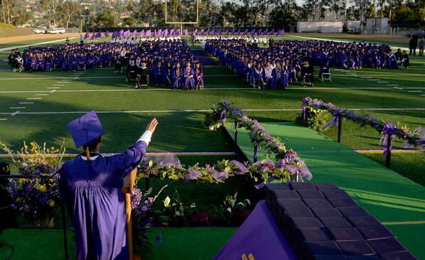 #Graduation2014 at Diamond Bar High on May 29, 2014. http://t.co/ejhb5B3kwn   #Classof2014 @DiamondBarCity @dbhsorg http://t.co/nnaUuxDi2r