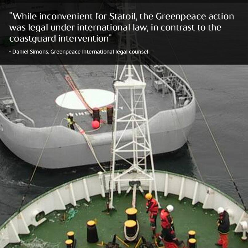 Twitter / gp_espy: Norwegian coastguard breaks ...