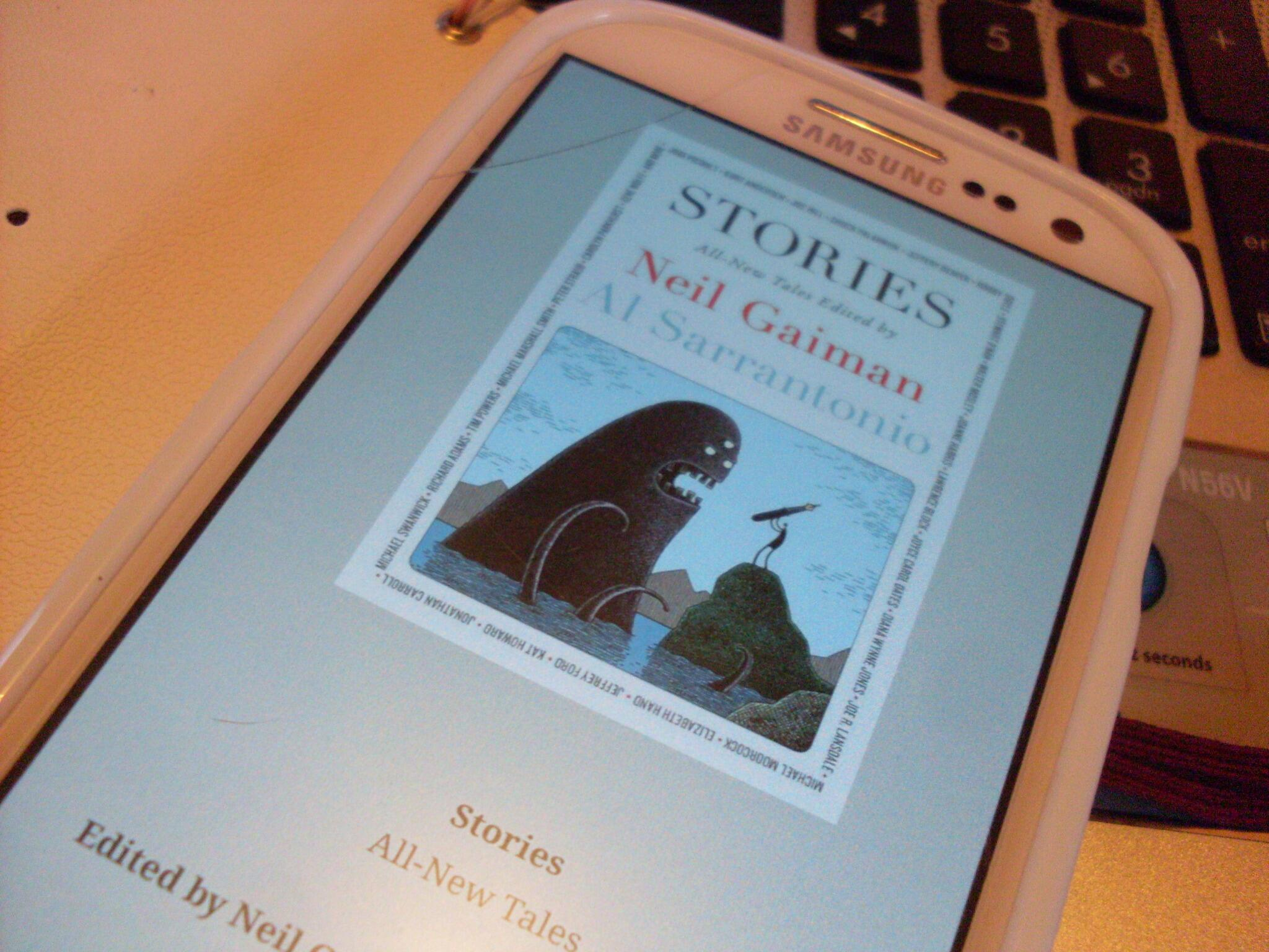 Neil Gaiman, Al Sarrantonio: Stories