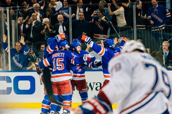 Hey @DonLagreca, good poker face after Moore's goal in this photo I shot. We know you were jumping up and down inside http://t.co/7AW2BpTeib
